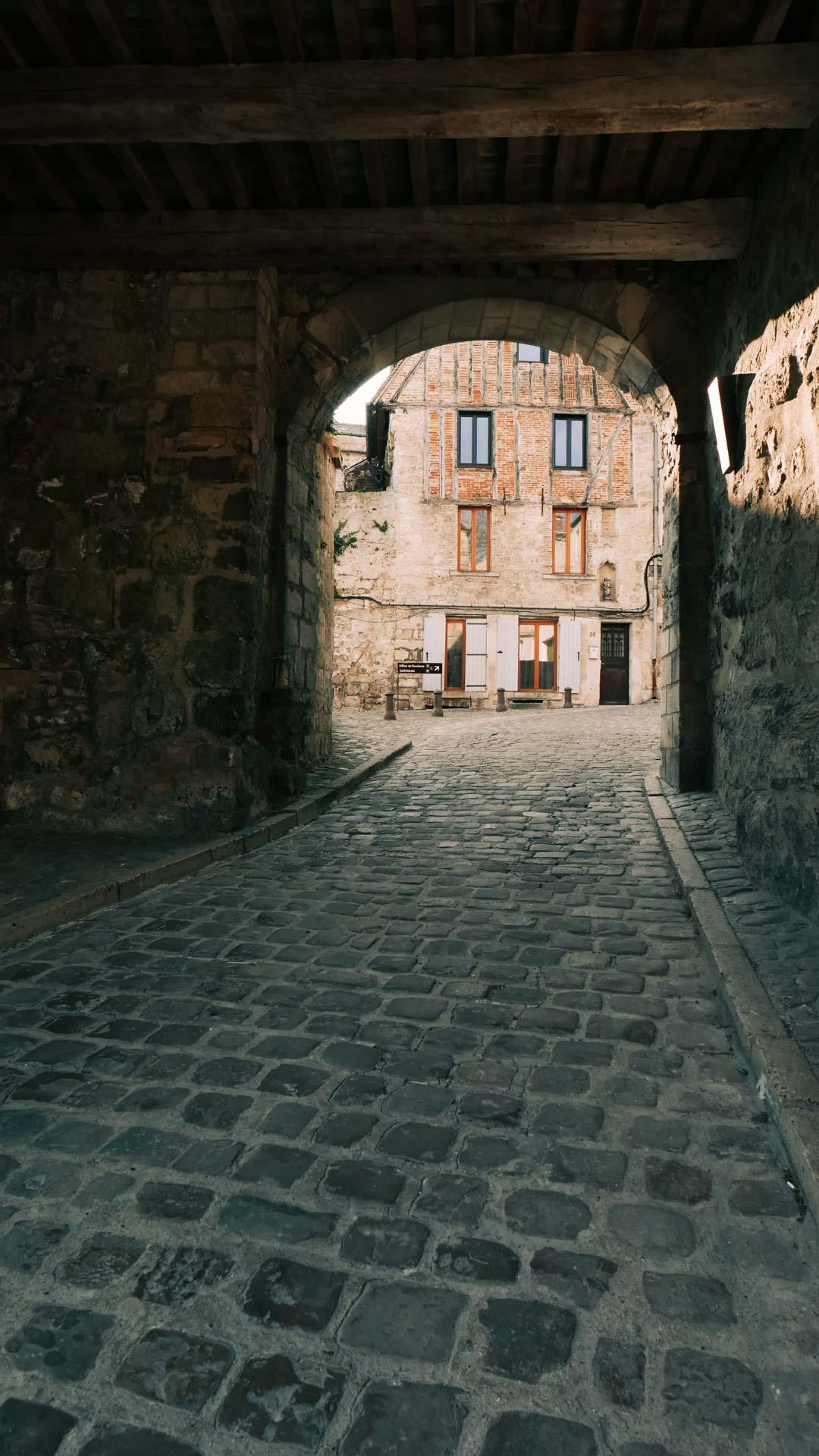 la Porte d'Ardon Laon