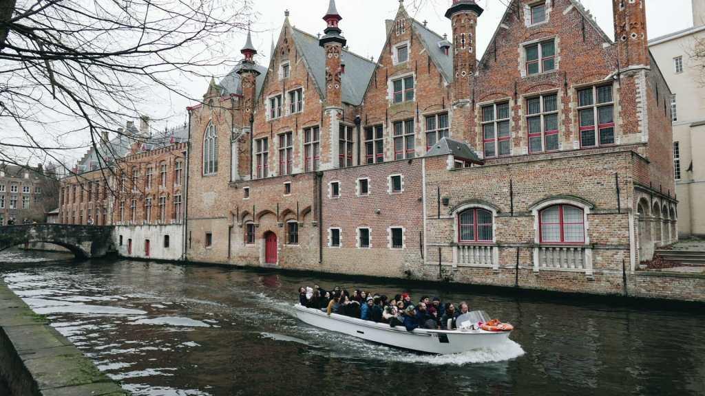 1 jour a Bruges