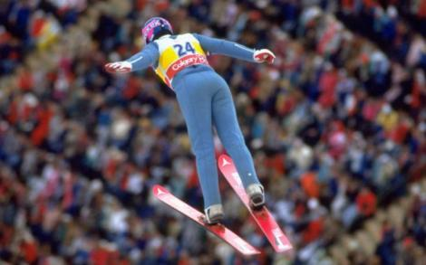 Voando Alto - Eddie the Eagle