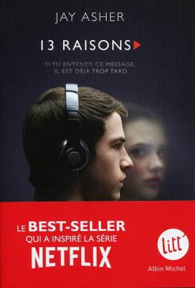 13 Reasons Why de Jay Asher