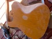 Squier Jeff Beck Mod 1