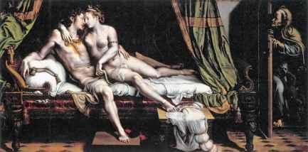 Giulio_Romano_-_The_Lovers_-_WGA09611