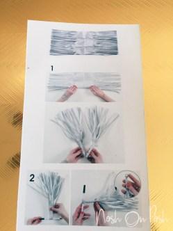 Tassel Instructions