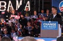 Obama Change campaign