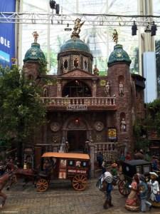 Miniature Theatre, at Exposition Figuri'Nice 2014