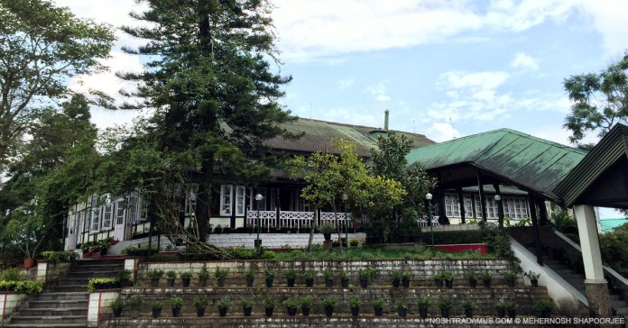 Heritage Hotel, at Old DC's Bungalow, in Kohima