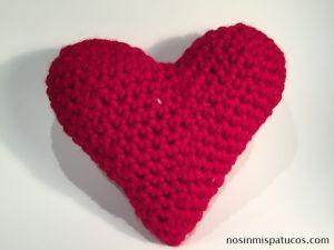 Corazón decorativo.