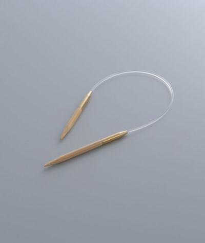Agujas circulares asimétricas