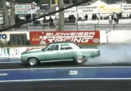 Chevy va Pontiac at PINKS