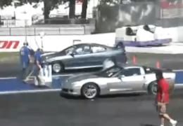 Corvette racing GTO