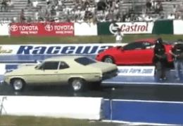 Chevy vs Pontiac