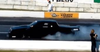 Buick GN vs Camaro X275