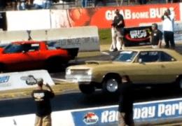 Shakedown Mazda vs Dodge