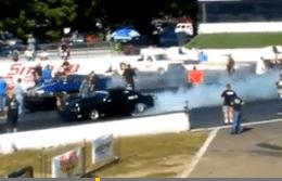 Fast Mustangs racing Shakedown