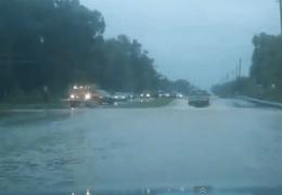 Flood Drive Thru