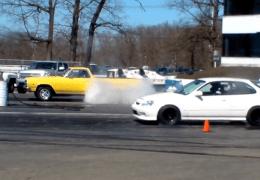 Uneven Drag Race