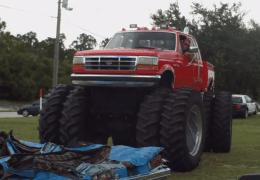 Worst Monster Truck Yet!
