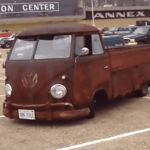 Patina or Rusty Bus?