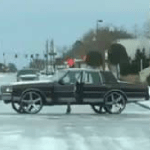 Donk in Snow?