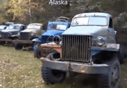 Alaska Salvage Yard