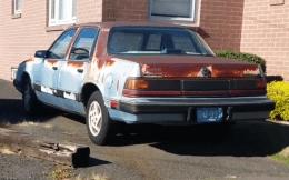 Slight Rust