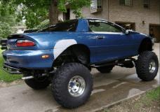 Camaro custom 4x4