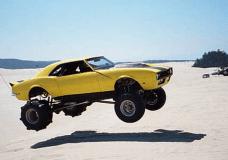 Dune Buggy Camaro