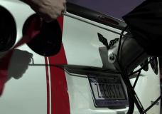 Drag Racing Corvette