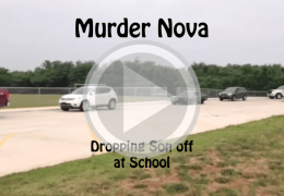 Murder Nova doing daily driver duties at School