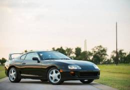 Unicorn 1995 Toyota Supra Turbo For Sale
