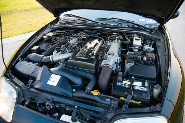Unicorn 1995 Toyota Supra Turbo For Sale Nosleepatall
