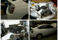 LS1 Block Chevy powered Toyota Prius