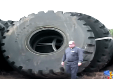 Yup worlds largest tires