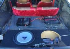 Stereo TWIX IROC