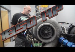 1851 HP 2JZ using Manley Pistons and Rods