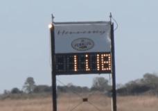 Quarter mile times