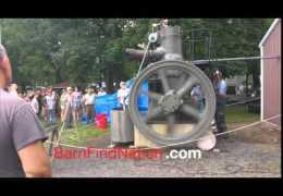 Fairbanks Morse 2 Cylinder Engine Shakes the Ground!