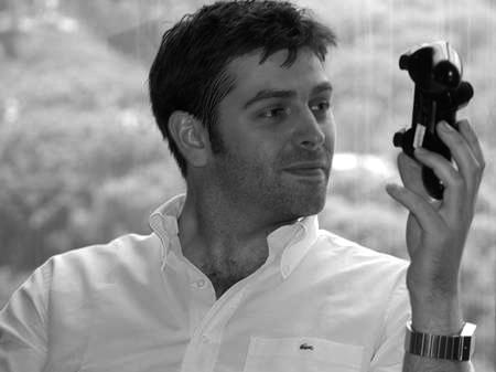 Tom Farrer, Producer of Mirror's Edge