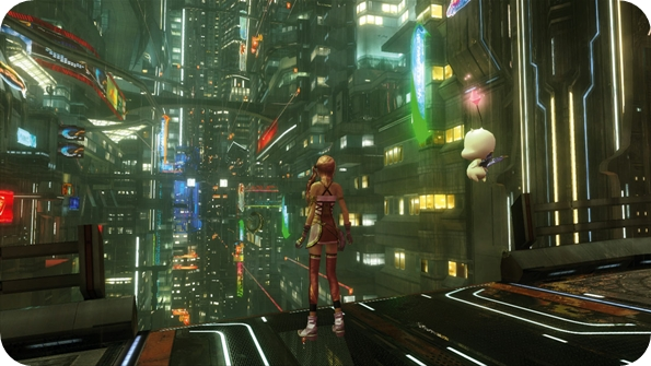 Final Fantasy XIII 2 Review The No Sleep Gamer
