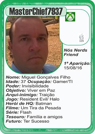 Card Miguel S