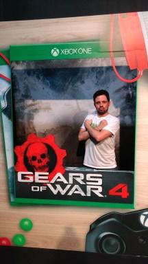 E que venha também Gears Of War 4!