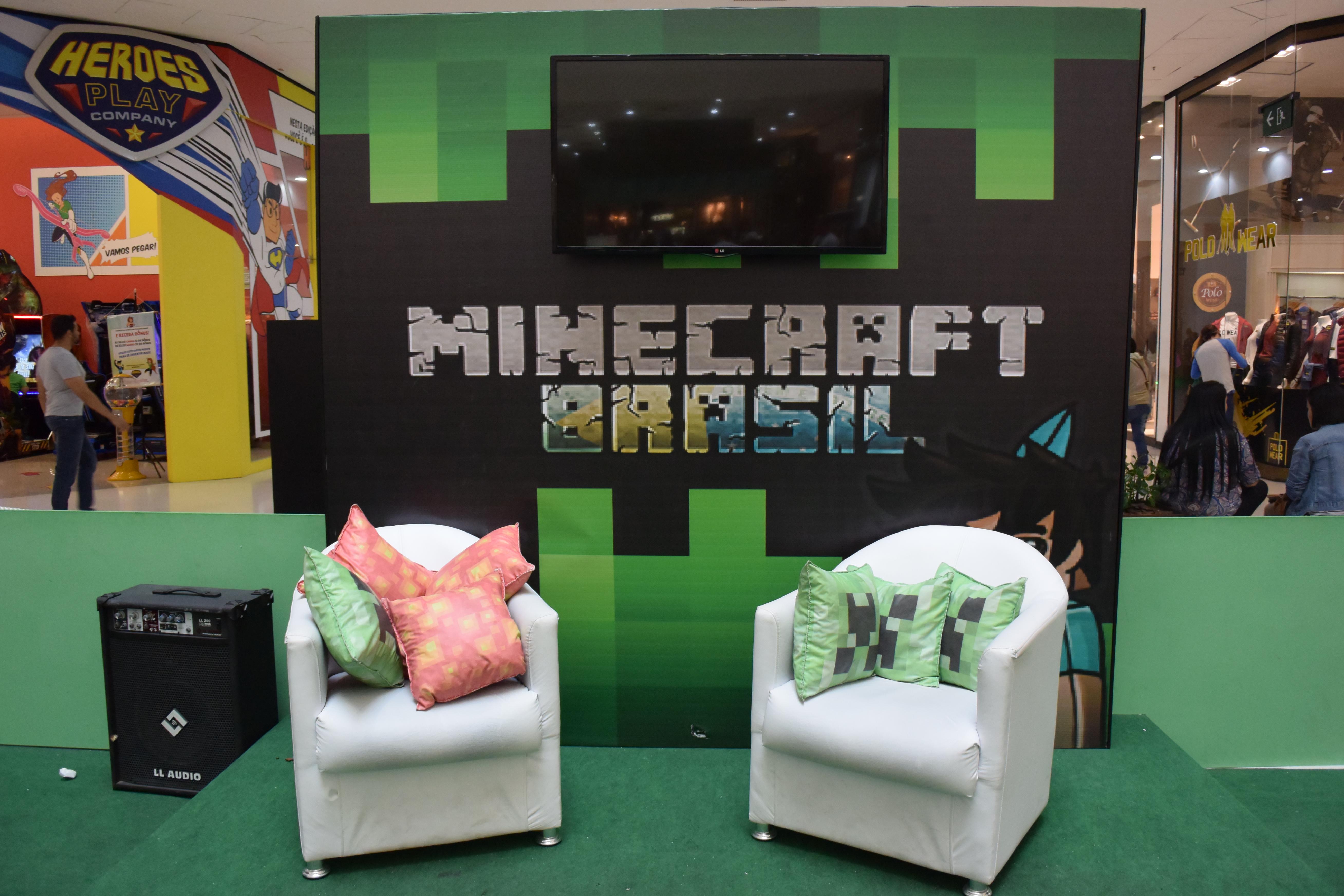 Arena Minecraft Brasil: Diversão Garantida ⋆ Nós Nerds