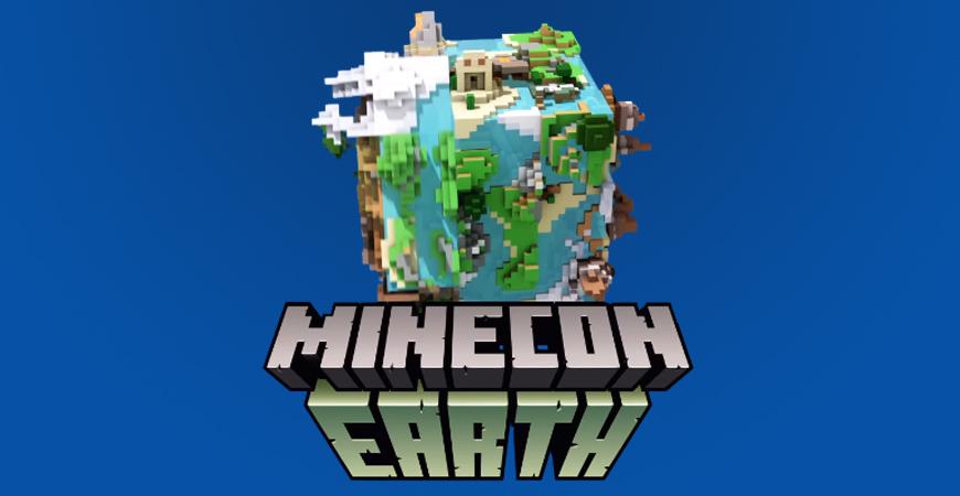 novidades da minecon earth 2018 nós nerds