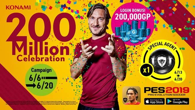 PES 2019 Mobile Chega a 200 Milhões de Downloads ⋆ Nós Nerds