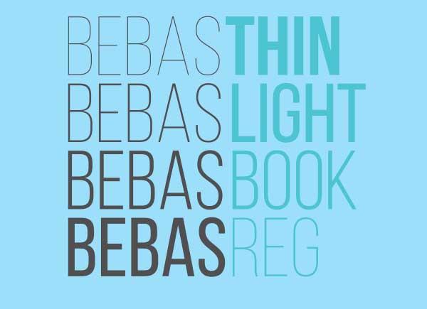 Bebas-Neue
