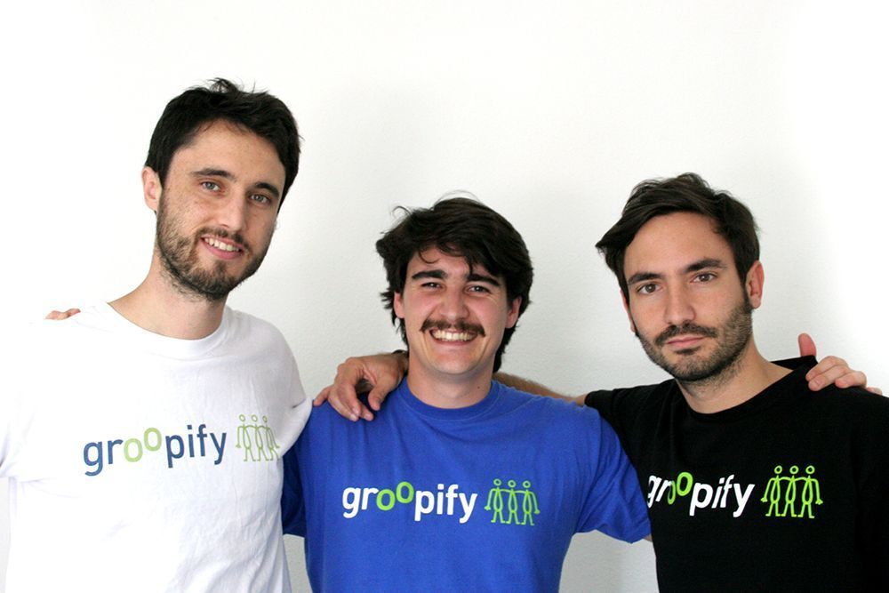 Fundadores Groopify