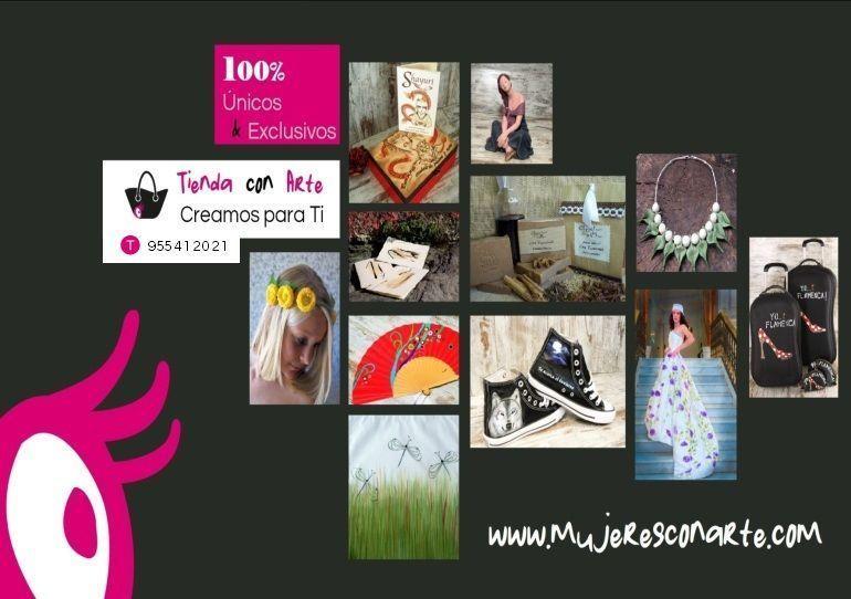 Tienda Mujeres Con Arte