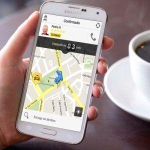 HAILO, la app para pedir taxi