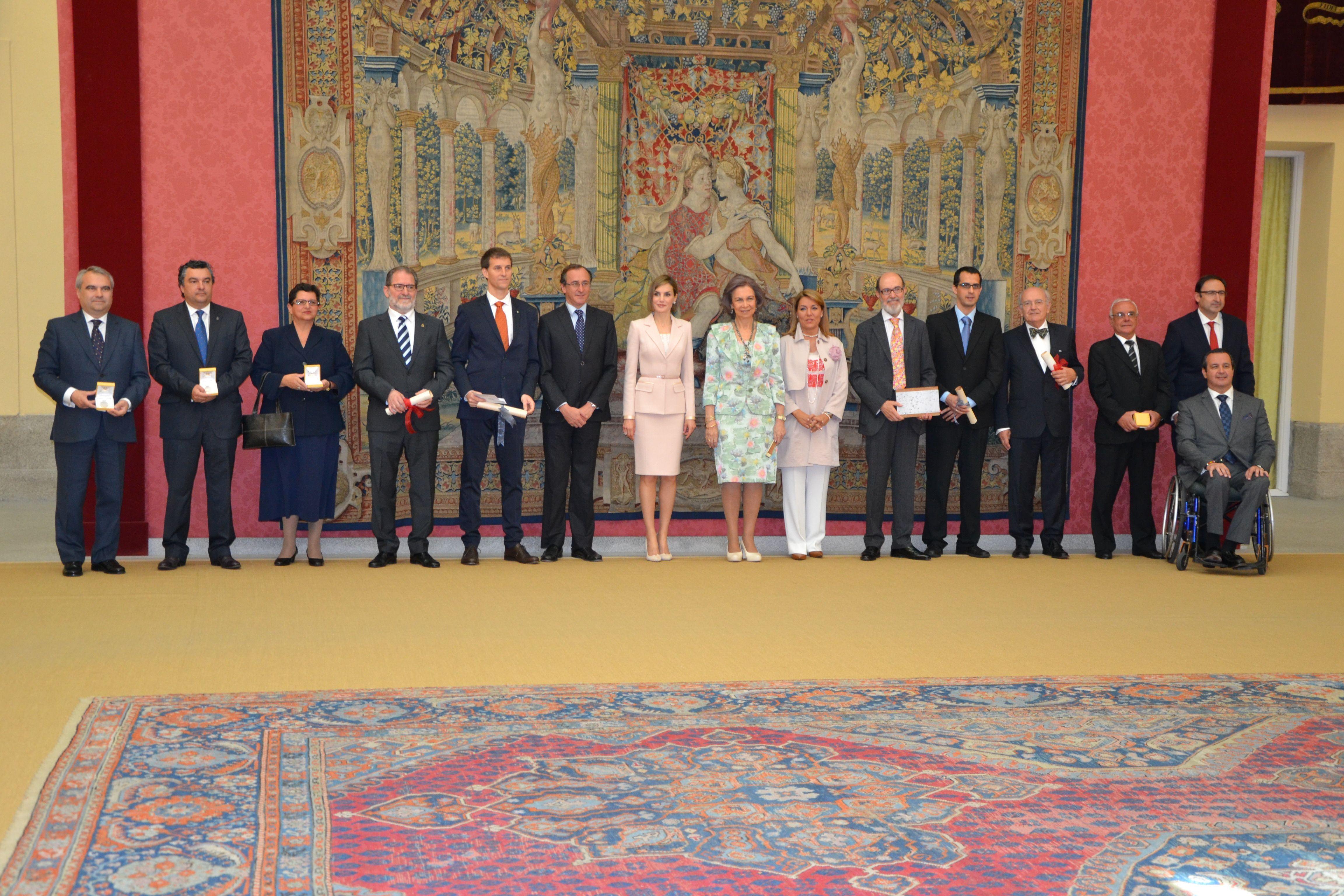 Premios Reina Sofia 2015