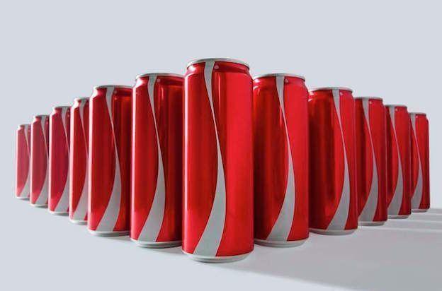 """Coca Cola y su """"No-logo"""""""